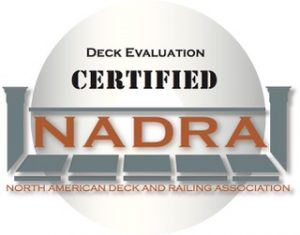 house inspection certified deck inspector