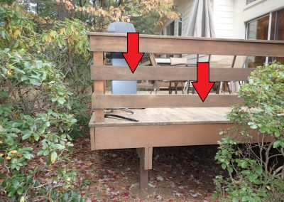Decks and Balconies