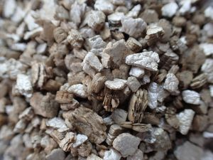 vermiculite from home inspection